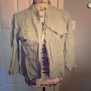 NWT. Maurices blazer